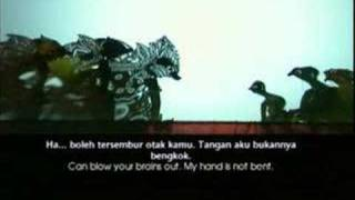 getlinkyoutube.com-Wayang Kulit- Said Ore Gedebe (part 2) salampantaitimur.com