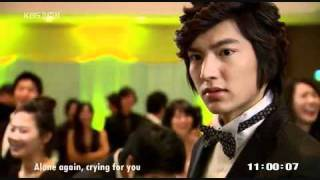 getlinkyoutube.com-Boys Over Flower OST - Because I'm Stupid [English Subbed]