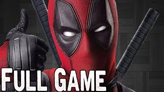 getlinkyoutube.com-Deadpool Full Gameplay Walkthrough (Xbox One)