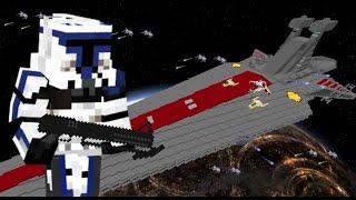 "getlinkyoutube.com-Star Wars""Venator-class Star Destroyer"" in Minecraft + Download"