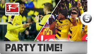 Pierre-Emerick Aubameyang - Top 5 Goal Celebrations