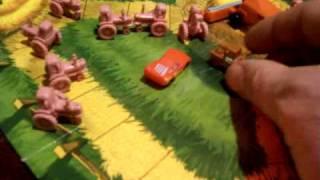 getlinkyoutube.com-Tractor Tipping cars movie
