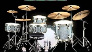 getlinkyoutube.com-Remember Of Today - Pergi Hilang Dan Lupakan (Drum Cover) Virtual Drumming