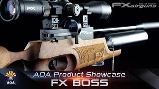 getlinkyoutube.com-FX Boss .30 Airgun Review - AOA