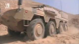 getlinkyoutube.com-Boxer Afghanistan MRAV multirole wheeled armoured vehicle German army bundeswehr.de Video