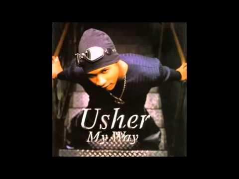 Usher - My Way (Full Album)
