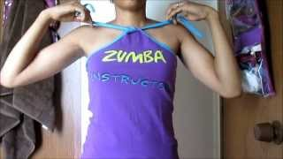 getlinkyoutube.com-Zumba® with LAiA (Shirt Cutting: Sassy Halter)