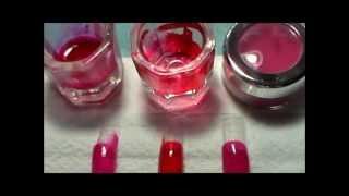 getlinkyoutube.com-Gotas de Arte (Comparacion) - Color Drops (Comparison)