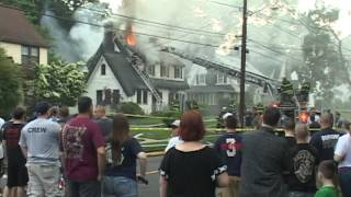getlinkyoutube.com-Hackensack,nj Fire Department 3rd Alarm