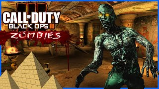 "Black Ops 3 Zombies: NEW ""Black Ops 2 REVEALS NEXT BO3 ZOMBIES MAP?"" Black Ops 3 Zombies Egypt Map?!"