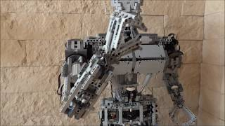 getlinkyoutube.com-Lego Terminator 2 , robot motorized