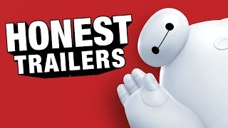 Honest Trailers - Big Hero 6