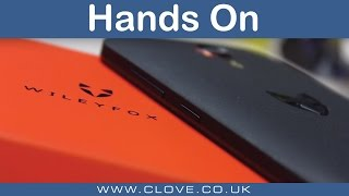 Wileyfox Swift Hands On