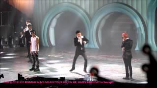 getlinkyoutube.com-20121210 BIGBANG 2012 (HK) - SeungRi happy birthday