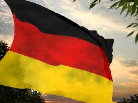 Inno Nazionale di Germania/National Anthem of Germany
