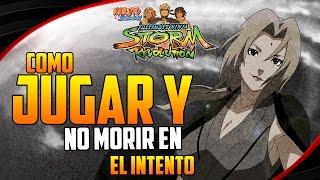 getlinkyoutube.com-Naruto Storm: Revolution - Como jugar y no morir en el intento