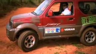getlinkyoutube.com-Suzuki Jimny HR 2011 - teste completo