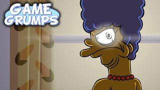 Game Grumps Animated - Homer's Character Arc - by Brandon Turner