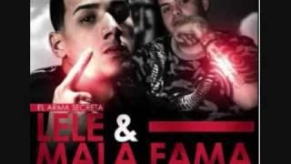 getlinkyoutube.com-Lele El Arma Secreta & Mala Fama - Corazon Vacio