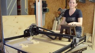 getlinkyoutube.com-X-Carve CNC Review