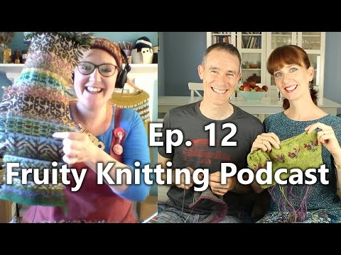 Episode 12 - KNITSONIK and 2 Ply Love