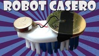 getlinkyoutube.com-Como Hacer un mini Robot Casero con un Celular