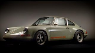 getlinkyoutube.com-911 Modified by Singer - Porsche 911 Tribute - Top Gear - Series 20 - BBC