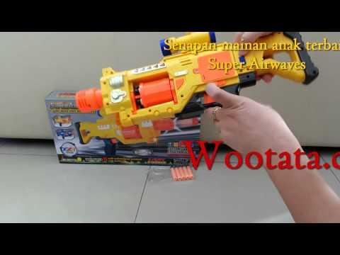 Jual Senapan Mainan Anak Terbaik Super Airwaves