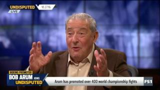 getlinkyoutube.com-Bob Arum roasts Stephen A  Smith, talks Muhammad Ali vs  USA government