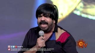 TR Comedy Speech in Puli Audio Function
