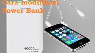 getlinkyoutube.com-CARA MODIFIKASI POWER BANK MENJADI 8.000MAH
