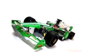 Lego Technic 42039- Alternative Model- Grand Prix Racer