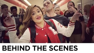 getlinkyoutube.com-High School Dance Battle - Behind the Scenes