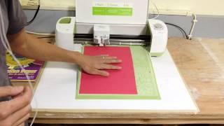 getlinkyoutube.com-How to use a cricut paper cutter