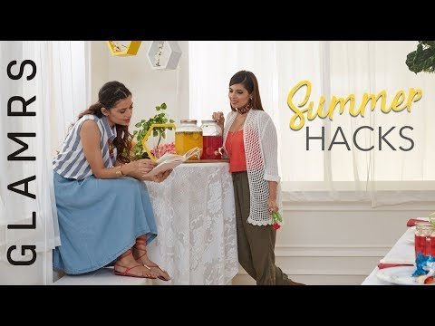 Summer Fashion Tips & Tricks | Hot Weather Hacks From Glamrs.com