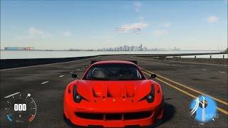 getlinkyoutube.com-Ferrari 458 Speciale | Circuit Spec - The Crew: Wild Run -  Test Drive Gameplay (PC HD) [1080p60FPS]