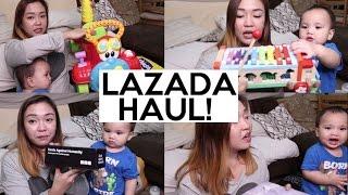 getlinkyoutube.com-LAZADA HAUL! Holiday Gifts!