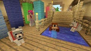 getlinkyoutube.com-Minecraft Xbox - Stampy's Wolf Pack [109]