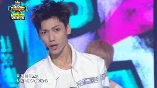 getlinkyoutube.com-BOYFRIEND - Obsession, 보이프렌드 - 너란 여자, Show Champion 20140611