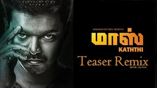 getlinkyoutube.com-Mass Teaser - Vijay - Remix