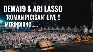 Roman Picisan LIVE !! DEWA 19/ ARILASSO DUL. #WTF2019