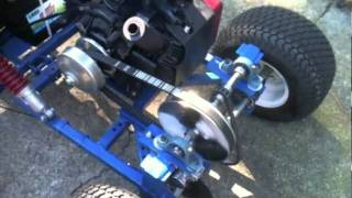 getlinkyoutube.com-New Jackshaft assembly and smaller sprocket