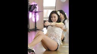 getlinkyoutube.com-150321 광명스피돔 러브큐빅(Love Cubic) 댄스공연 #02- 빨개요 (아영) 직캠 by 수원촌놈