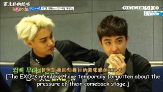 EXO K Funny Cut