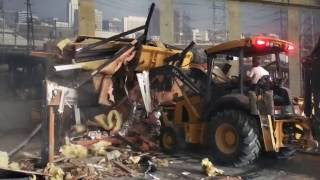 getlinkyoutube.com-Watch The Fantasy Factory Get Demolished!