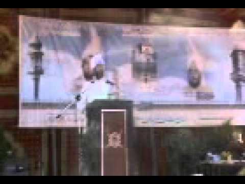 Sultan Ahmed ali Speech in Jauharabad part2