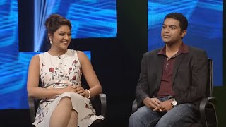 getlinkyoutube.com-Made for Each other | Ep 84 - Abhirami with husband | Mazhavil Manorama