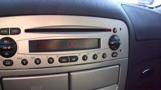 getlinkyoutube.com-Alfa Romeo 147 Bose Audio test
