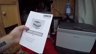 getlinkyoutube.com-New Dometic Waeco Van Fridge & Night Driving