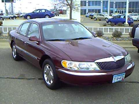 2001 lincoln continental problems online manuals and. Black Bedroom Furniture Sets. Home Design Ideas